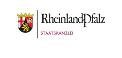 Logo Rheinland Pfalz Staatskanzlei